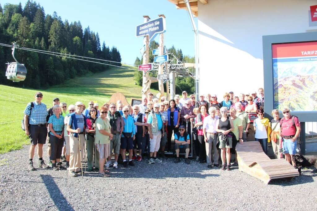 Runde Geburtstage Frühstück Am Berg österreichischer Herzverband