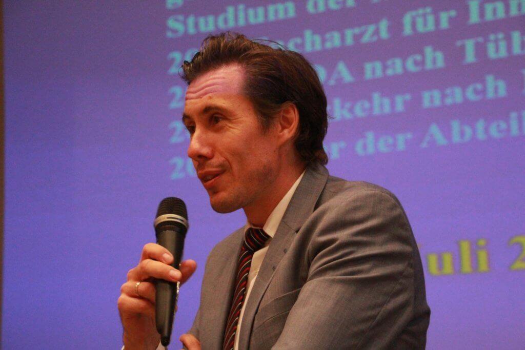 Univ. Prof. Dr. Axel Bauer