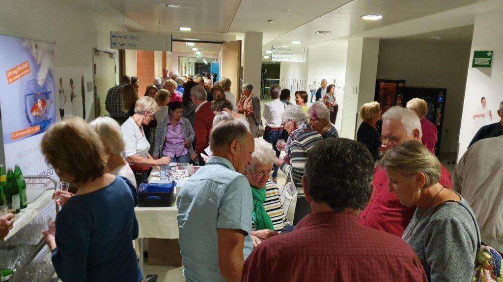 Ausstellung ECA, BOSO, Herezfonds, REHAMED Ibk.
