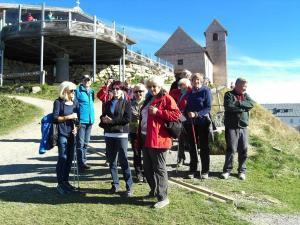 Sportgruppe Wörgl - Ausflug Hohe Salve